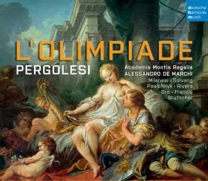 Pergolesi: L'Olimpiade Product Image