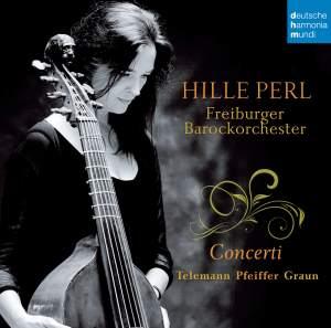 Telemann, Pfeiffer & Graun: Concerti