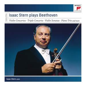 Isaac Stern plays Beethoven