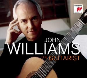 John Williams: The Guitarist Product Image