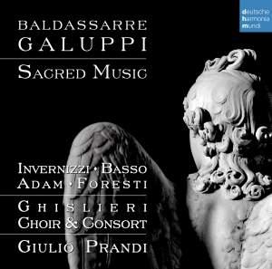 Baldassarre Galuppi: Sacred Music