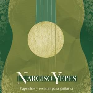 Caprichos Y Escenas Para Guitarra