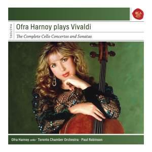 Vivaldi: Cello Concertos & Sonatas
