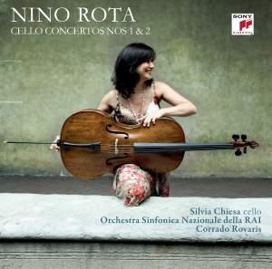 Nino Rota: Cello Concertos Nos. 1 & 2