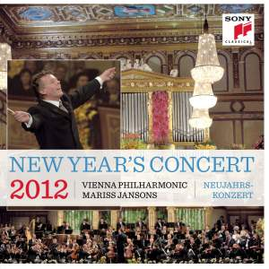 New Year's Concert 2012: Vienna Philharmonic - CD