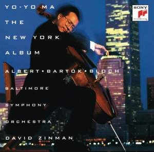 Yo-Yo Ma: The New York Album