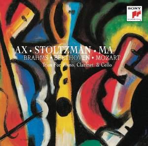 Brahms, Beethoven, Mozart: Clarinet Trios