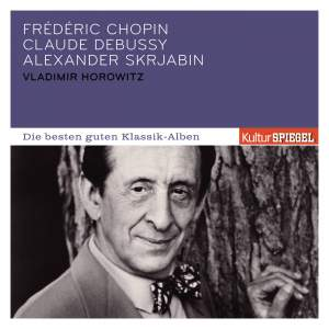 Piano Works by Scriabin, Chopin & Debussy