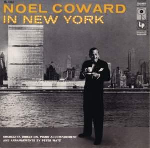 Noël Coward in New York