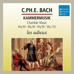 CPE Bach: Chamber Music Product Image