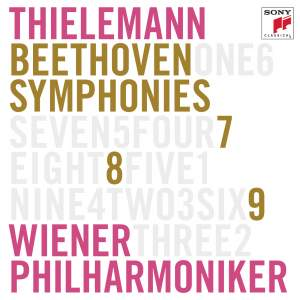 Beethoven: Symphonies Nos. 7, 8 & 9