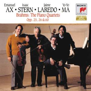 Brahms: Piano Quartets (Remastered)