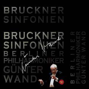 Bruckner: Symphonies Nos. 4, 5, 7, 8 & 9