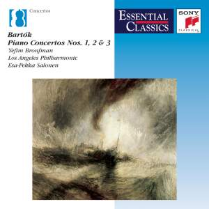 Bartók: The Three Piano Concertos