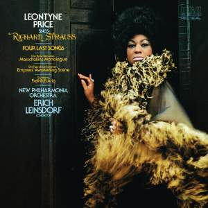 Leontyne Price sings Strauss
