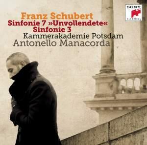 Schubert: Symphony No. 3 & Unfinished Symphony Product Image