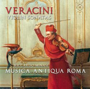 Veracini: Violin Sonatas Product Image