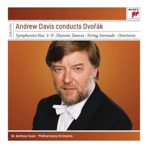 Andrew Davis conducts Dvorak