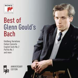 The Best of Glenn Gould's Bach