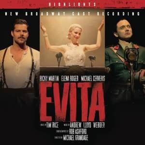 Evita - New Broadway Cast Recording (Highlights)