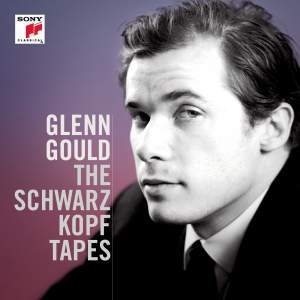 Glenn Gould: The Schwarzkopf Tapes Product Image
