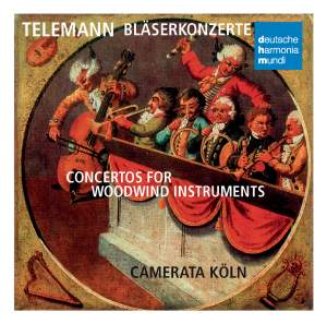 Telemann Concertos for Woodwind Instruments