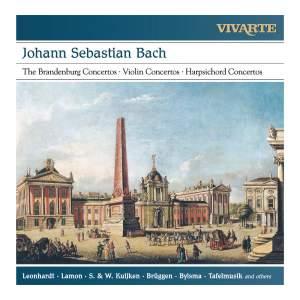 Bach: The Brandenburg Concertos & Violin Concertos