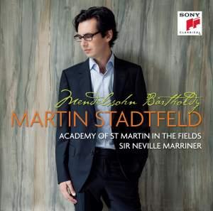 Martin Stadtfeld plays Mendelssohn, Schumann & Bach