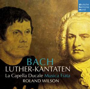 JS Bach: Luther-Kantaten Product Image