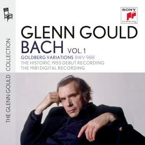 Glenn Gould plays Bach: Goldberg Variations BWV 988 Product Image