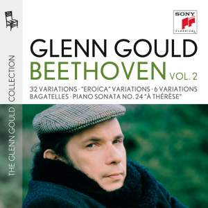 Glenn Gould plays Beethoven: Variations & Bagatelles