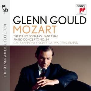 Glenn Gould plays Mozart: The Piano Sonatas Product Image
