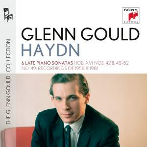 Glenn Gould plays Haydn: 6 Late Piano Sonatas