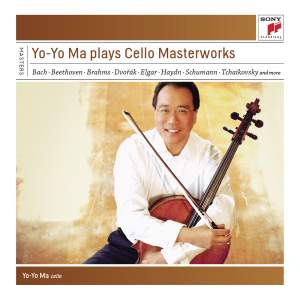 Yo-Yo Ma... plays Great Cello Masterworks