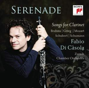 Serenade - Songs For Clarinet Product Image
