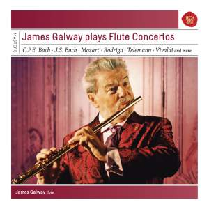 James Galway plays Flute Concertos