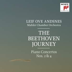 Leif Ove Andsnes: The Beethoven Journey (Piano Concertos Nos. 2 & 4) Product Image