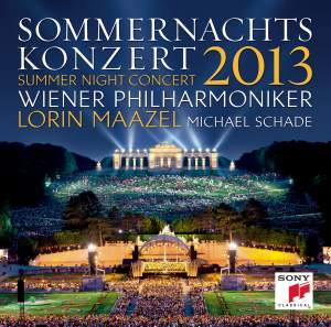 Sommernachtskonzert 2013 / Summer Night Concert 2013 Product Image
