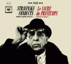 Igor Stravinsky.... Conducts