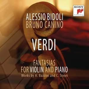 Verdi Fantasias Product Image