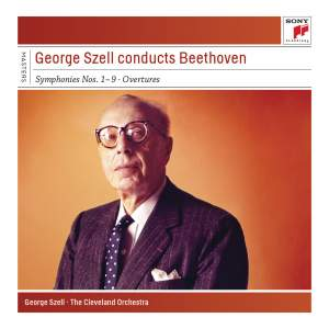 George Szell conducts Beethoven Symphonies & Overtures