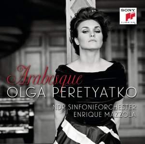 Arabesque: Olga Peretyatko