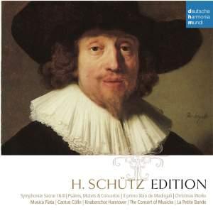 Heinrich Schütz Edition