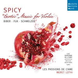 "Spicy - ""Exotic"" Music for Violin"