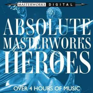 Absolute Masterworks - Heroes