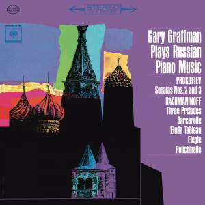 Gary Graffman Plays Russian Piano Music