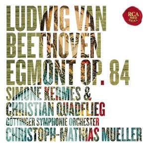 Beethoven: Egmont, Op. 84 & Ah perfido!, Op. 65