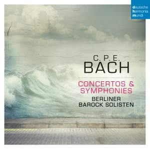 CPE Bach: Concertos & Symphonies Volume 1