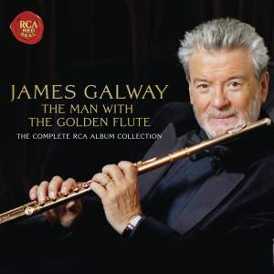 Sir James Galway: The Complete RCA Album Collection