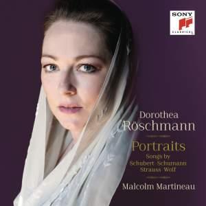 Portraits: Dorothea Röschmann